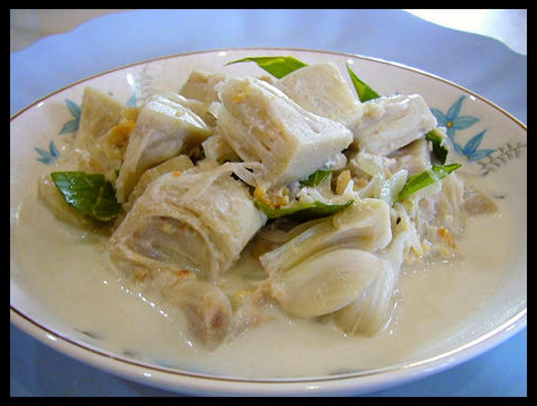 Resep Sayur Nangka