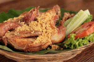 Resep Masakan Ayam Goreng Kremes