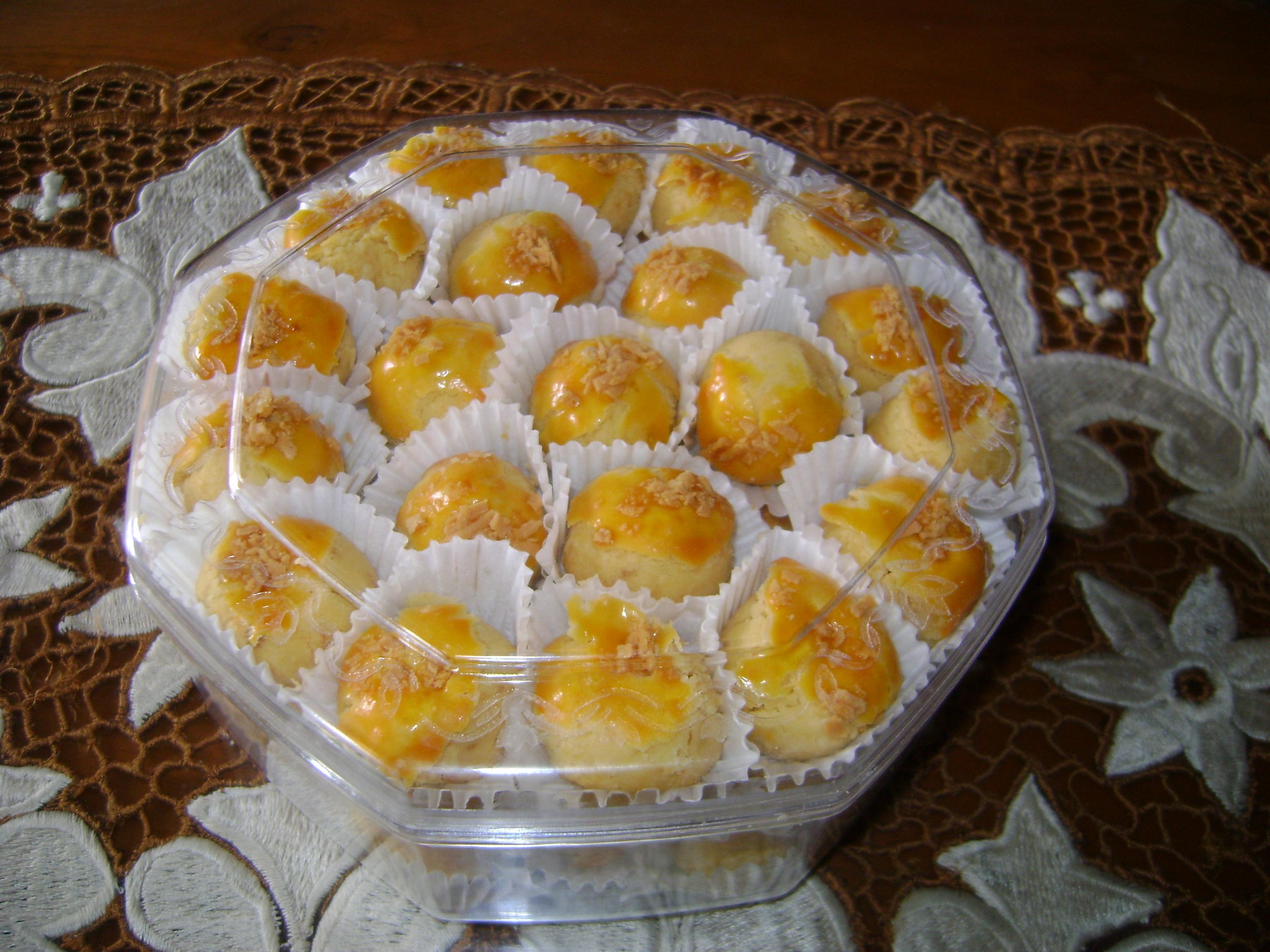 resep kue kering nastar keju yang enak dan empuk