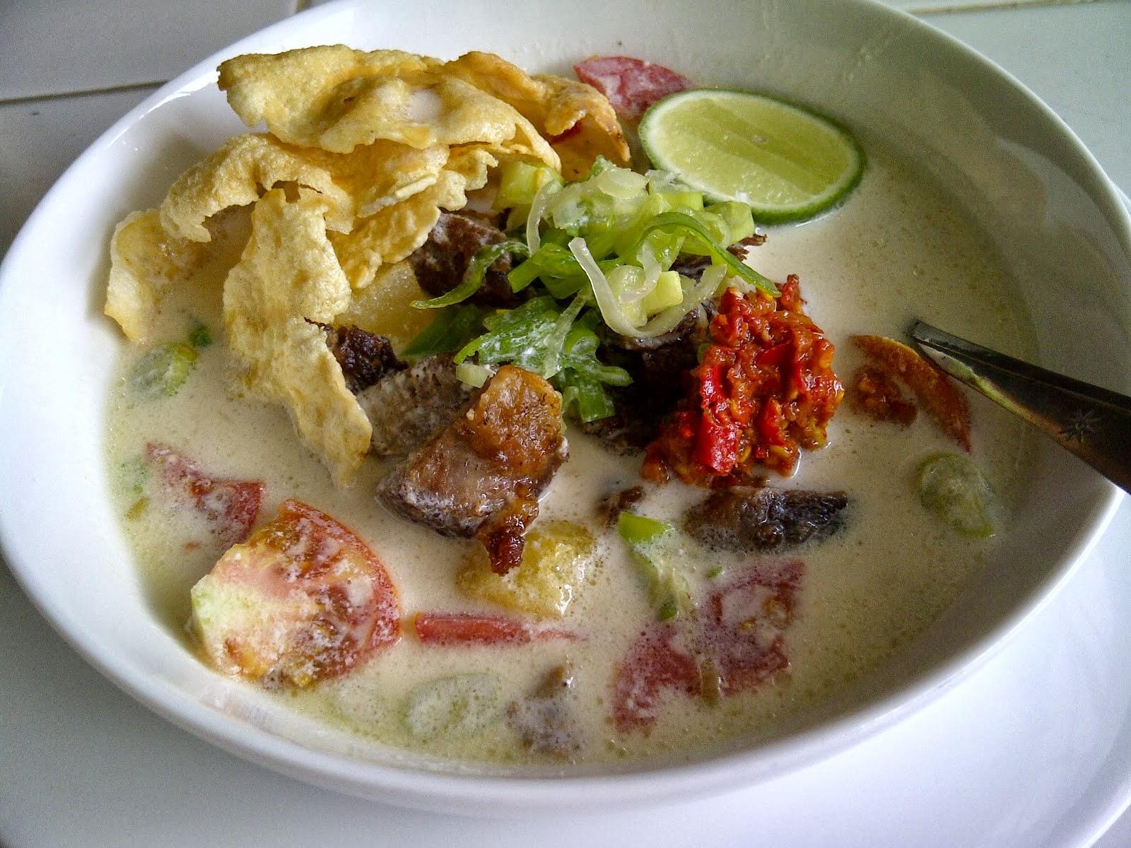 Resep Soto Betawi Sedap Mantab Resep Masakan Komplit