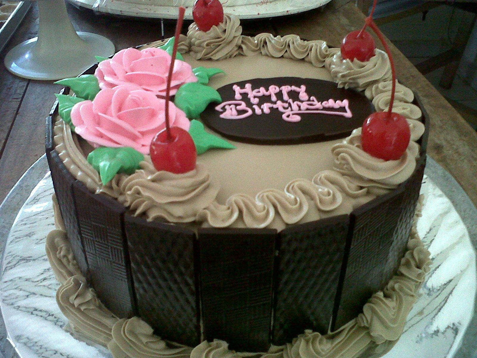 Ombre Cake: Resep Kue Ulang Tahun Sederhana