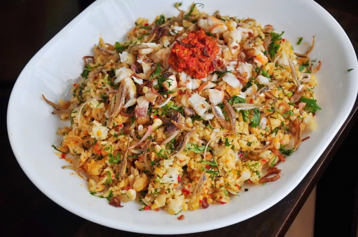 resep nasi briyani