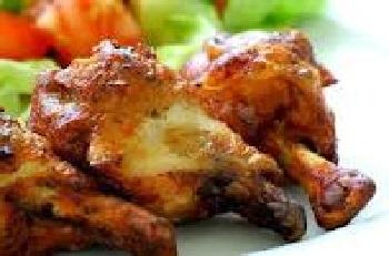 resep ayam panggang bumbu opor