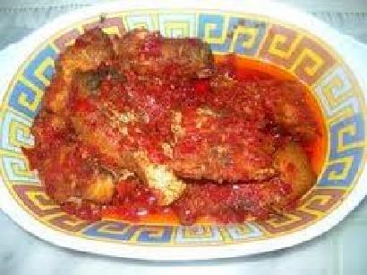 resep ikan goreng balado