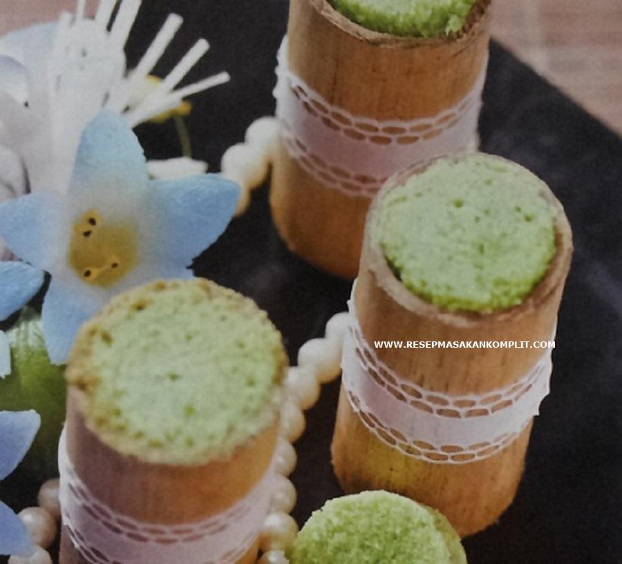 Resep Cake Putu Bambu