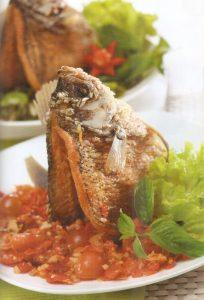 resep ikan goreng cabai
